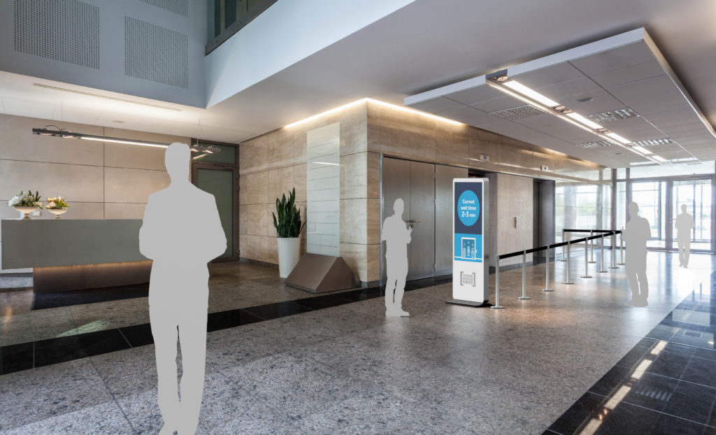 "Featured image for ""Big Digital launches digital signage entrance tech"""
